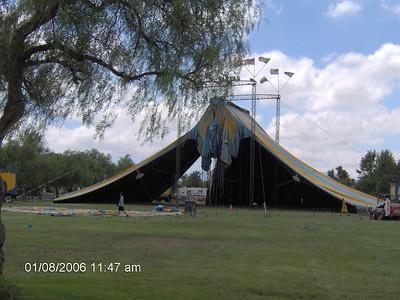 Circus Vargas 2006 at Lake Skinner