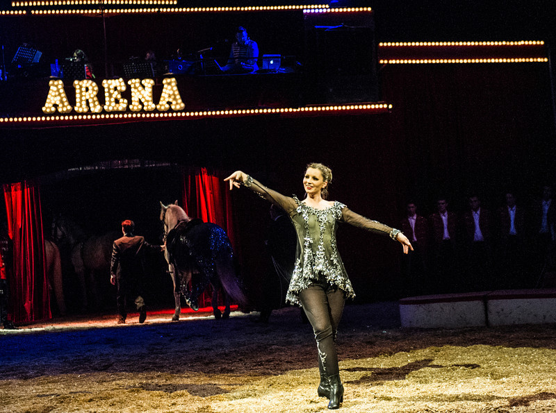 Cirkus Arena 2014
