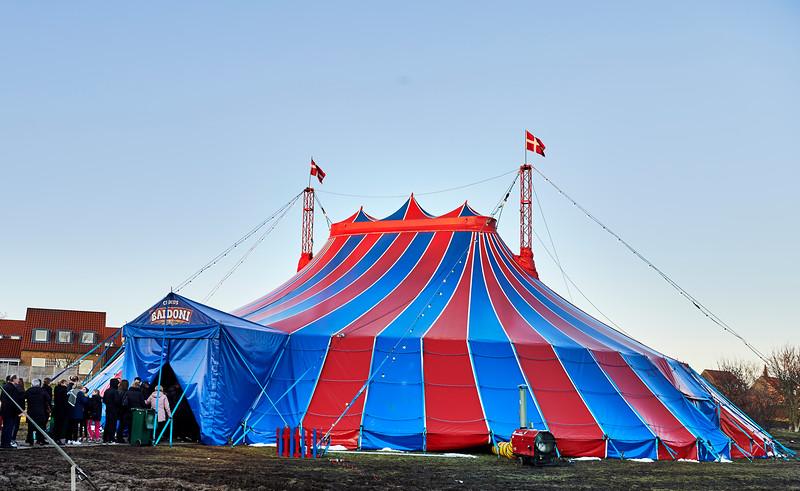 Baldonis nye telt er delvist crowdfunding-finansieret