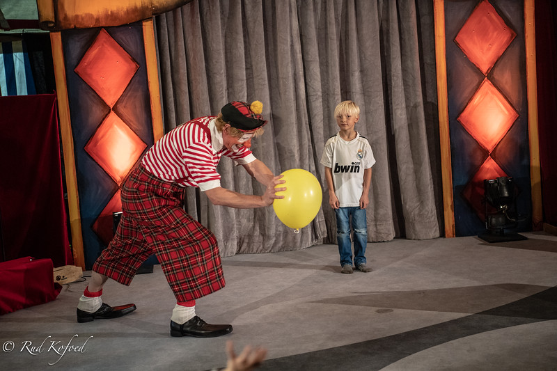 Ballon-skubberen