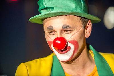 Cirkus Mascot 2016