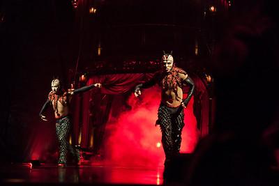 Cirque Kooza 2013