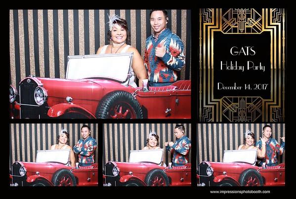 Cisco GATS Holiday Party 12.14.17