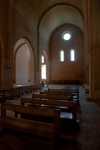 Le Thoronet Abbey Nave