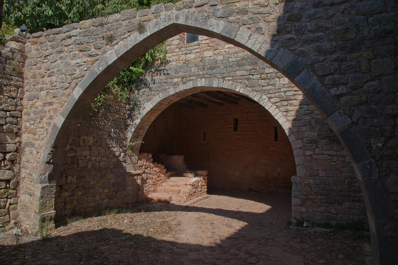 Le Thoronet Abbey Arches