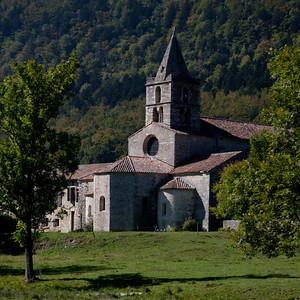 Leoncel Abbey