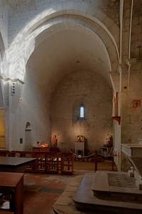 Leoncel Abbey Chapel