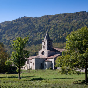 Drome - Leoncel Abbey