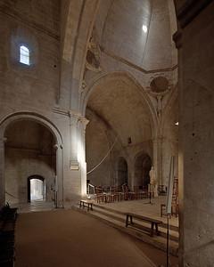 Sénanque, Notre- Dame Abbey Transept Bay