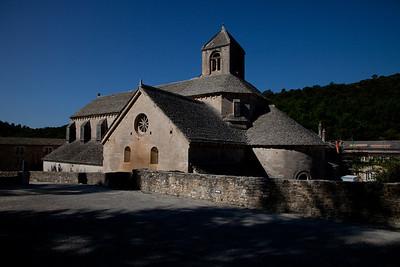 Sénanque, Notre- Dame Abbey