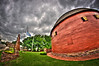 Round Barn - Arcadia, OK