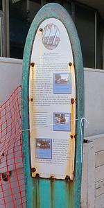 Famous Kawehewehe Surfboard