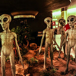 Roswell, New Mexico UFO Museum