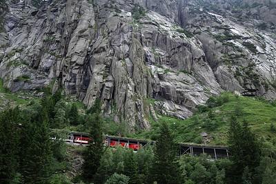 Andermatt, Suisse