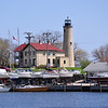 Kenosha Southport Lightouse (from HarborPark)