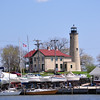 Kenosha Southport Lighthouse (from HarborPark)