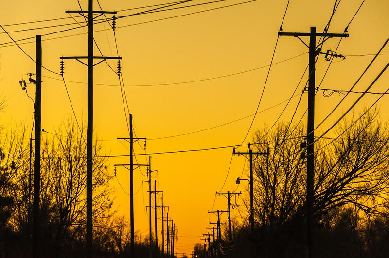 Electric Sunset.