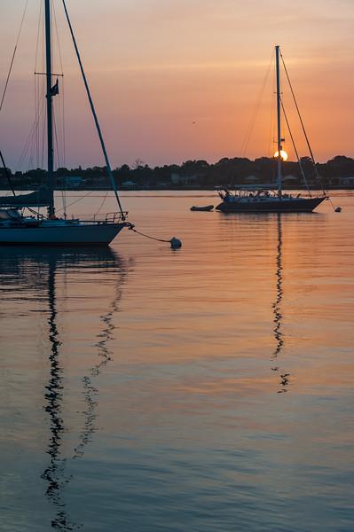 Matanzas Bay.