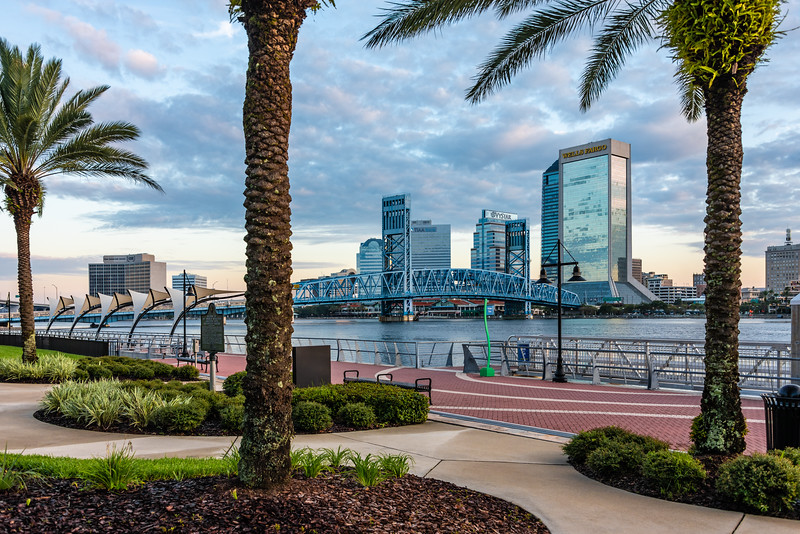 Jacksonville Waterfront.