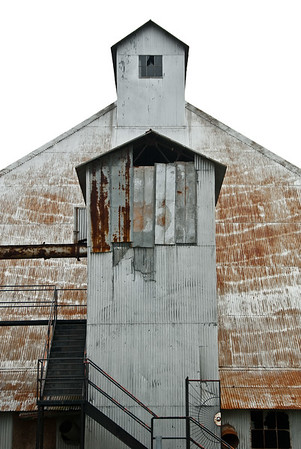 The Cotton Gin.