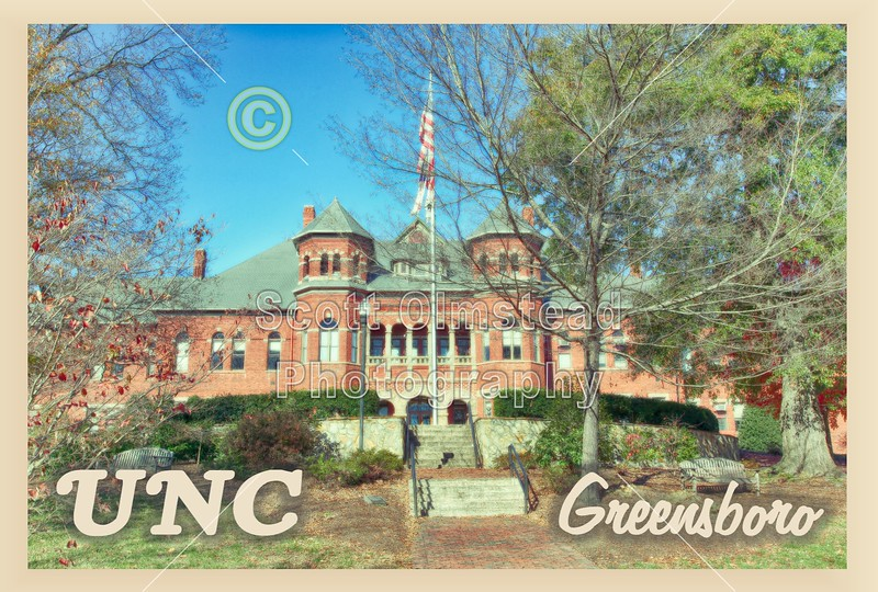University of North Carolina at Greensboro, UNC Greensboro is Located in Greensboro, North Carolina, and Home to the Spartans - Thursday, November 26, 2015, Thanksgiving Day