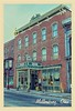Old Postcard  - The Hotel Millersburg is located in Millersburg, Ohio - Thursday, December 28, 2017