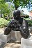 Friday, May 11, 2012 - Downtown Square located in Mansfield, Ohio