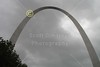 """The majestic Cateway Arch located in St. Louis, Missouri.  It is so named as St. Louis is known as """"The Gateway to the West."""" - July 2010"""