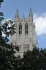 National Cathedral - Sunday, July 17, 2011 - The Washington National Cathedral located in Washington DC.