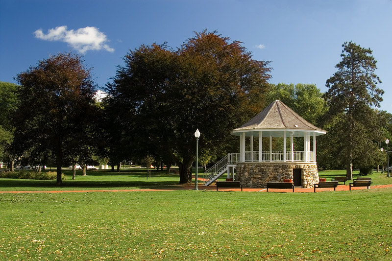 Gazebo in the Park - Andover, MA