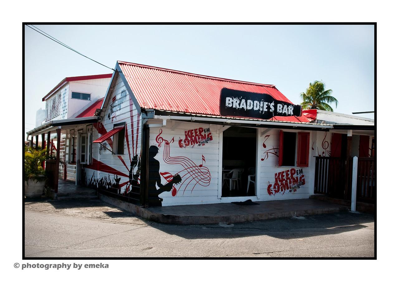 A local rum-shop.