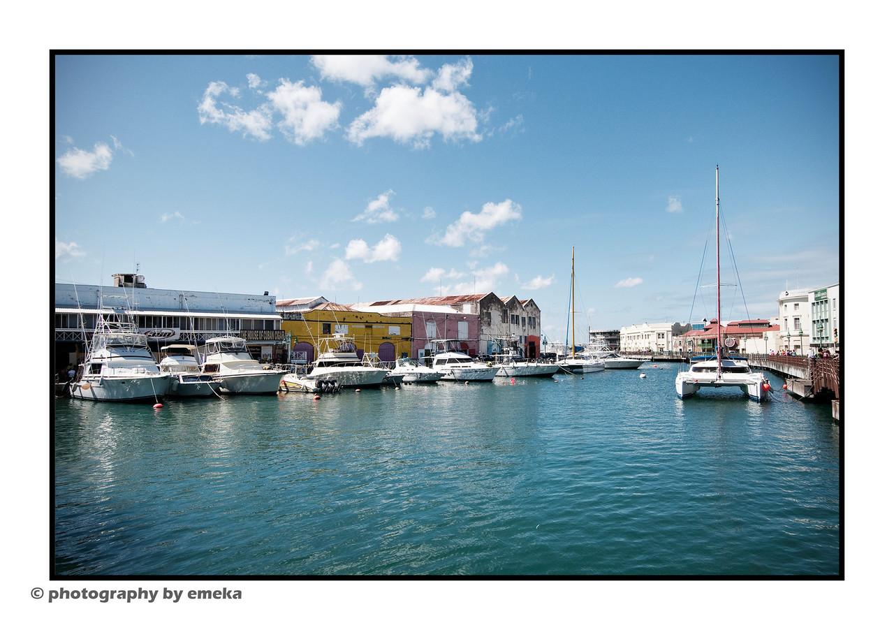 Marina located in Bridgetown