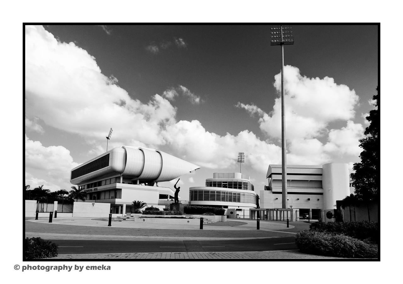 Kensington Oval - the premier cricket stadium in Barbados