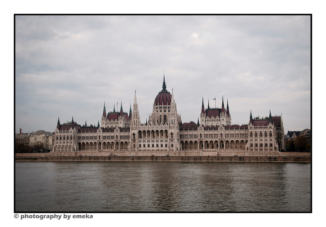 Budapest Parlement Building