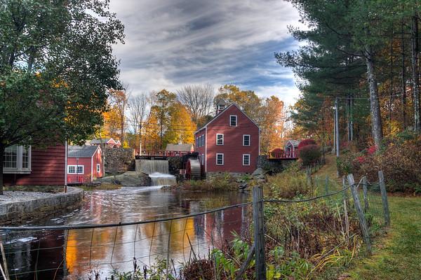 The Millstream I