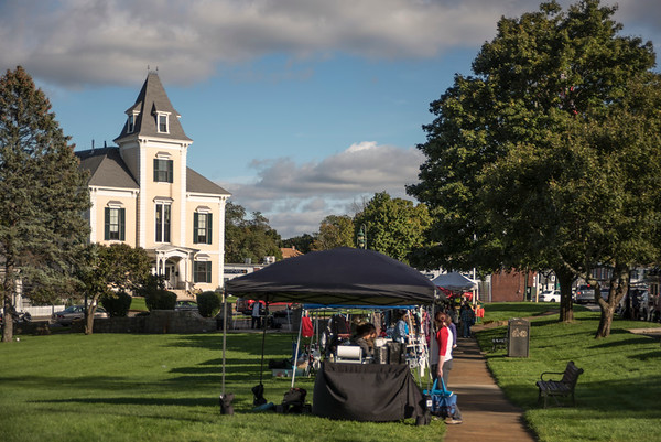 Farmers Market on the Common