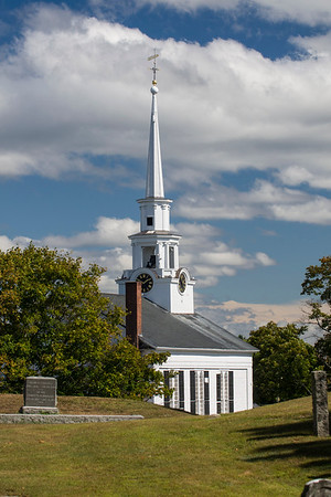 Steeple on the Hill