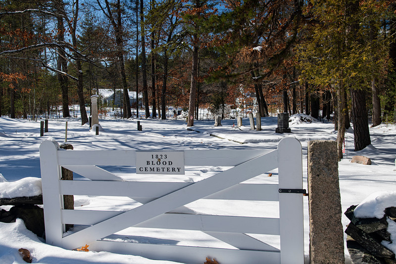 Blood Cemetery