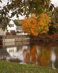 Fall across the pond