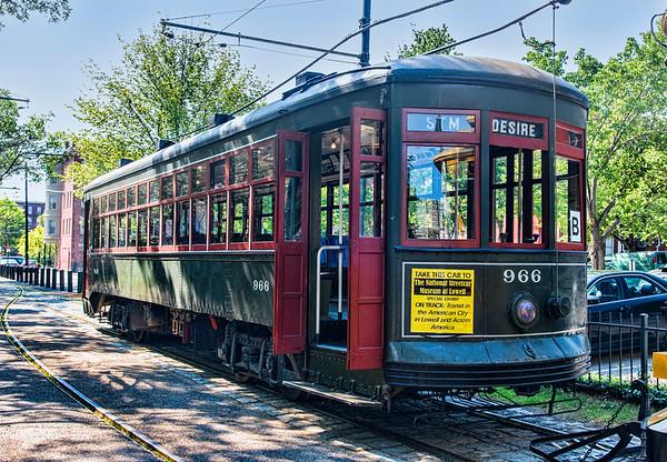 Trolley #966