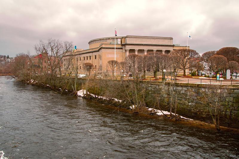 Lowell Auditorium