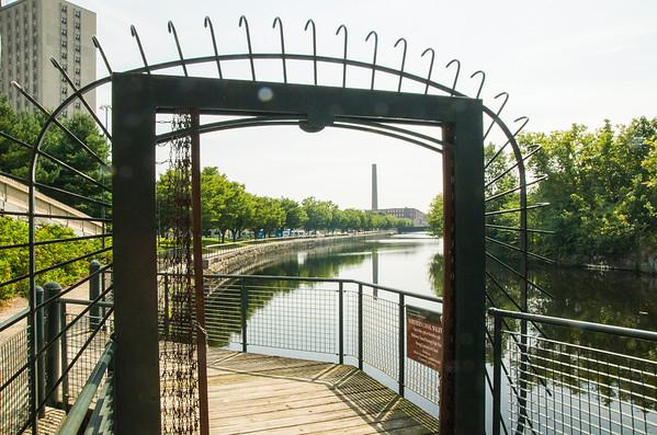Northern Canal Walkway