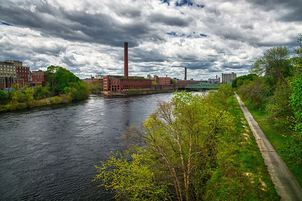 Concord River Convergence