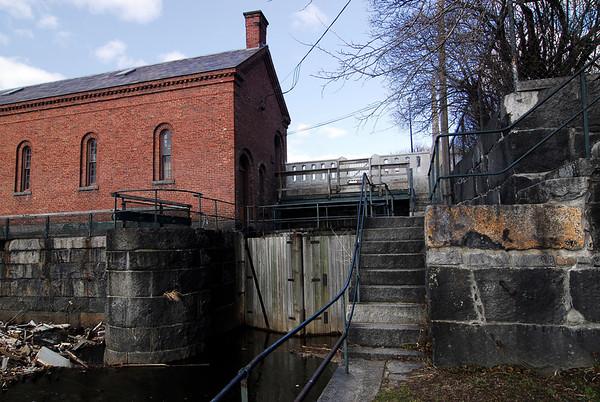 gatehouse, Lowell, MA
