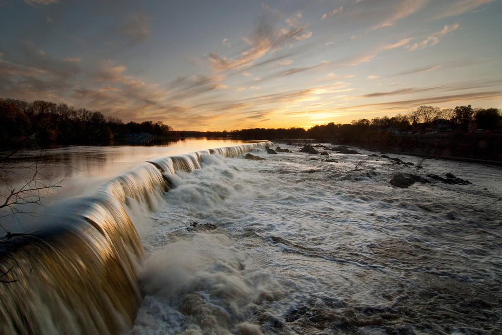 Evening Falls - Horizontal