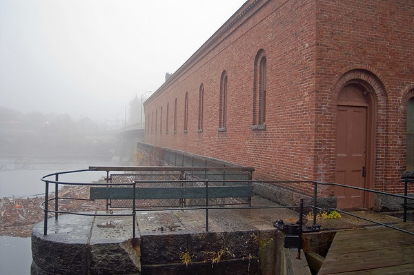 Pawtucket Canal Gatehouse, Lowell, MA