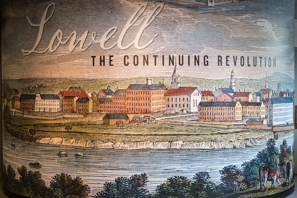 Lowell the Continuing Revolution