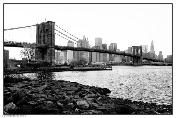 New York (B&W)