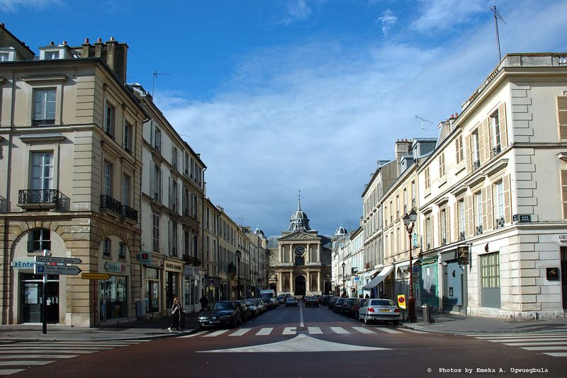 Town of Versailles