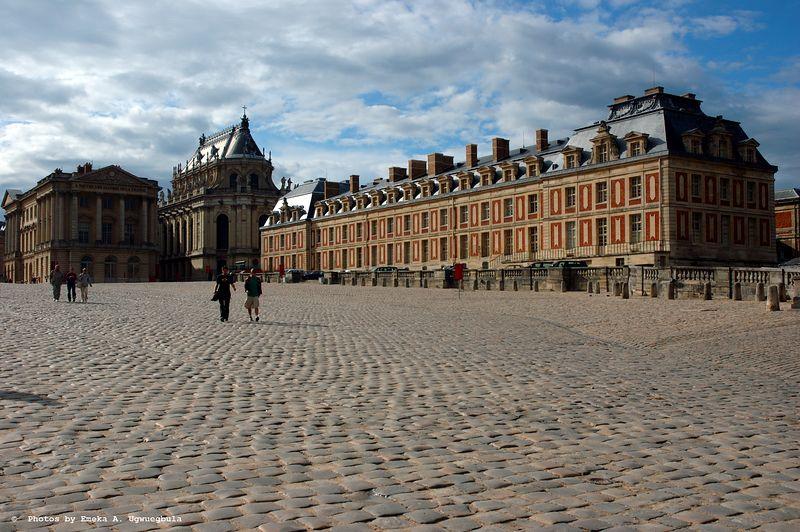 Versailles Castle - Main Building